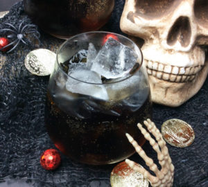 The Dread Pirate – A Rum & Fireball Cocktail
