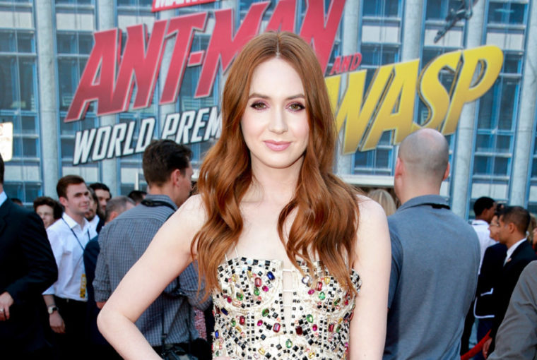 Was Karen Gillan's Dress At The Ant-man And The Wasp Premiere A Clue To Avenger's 4?