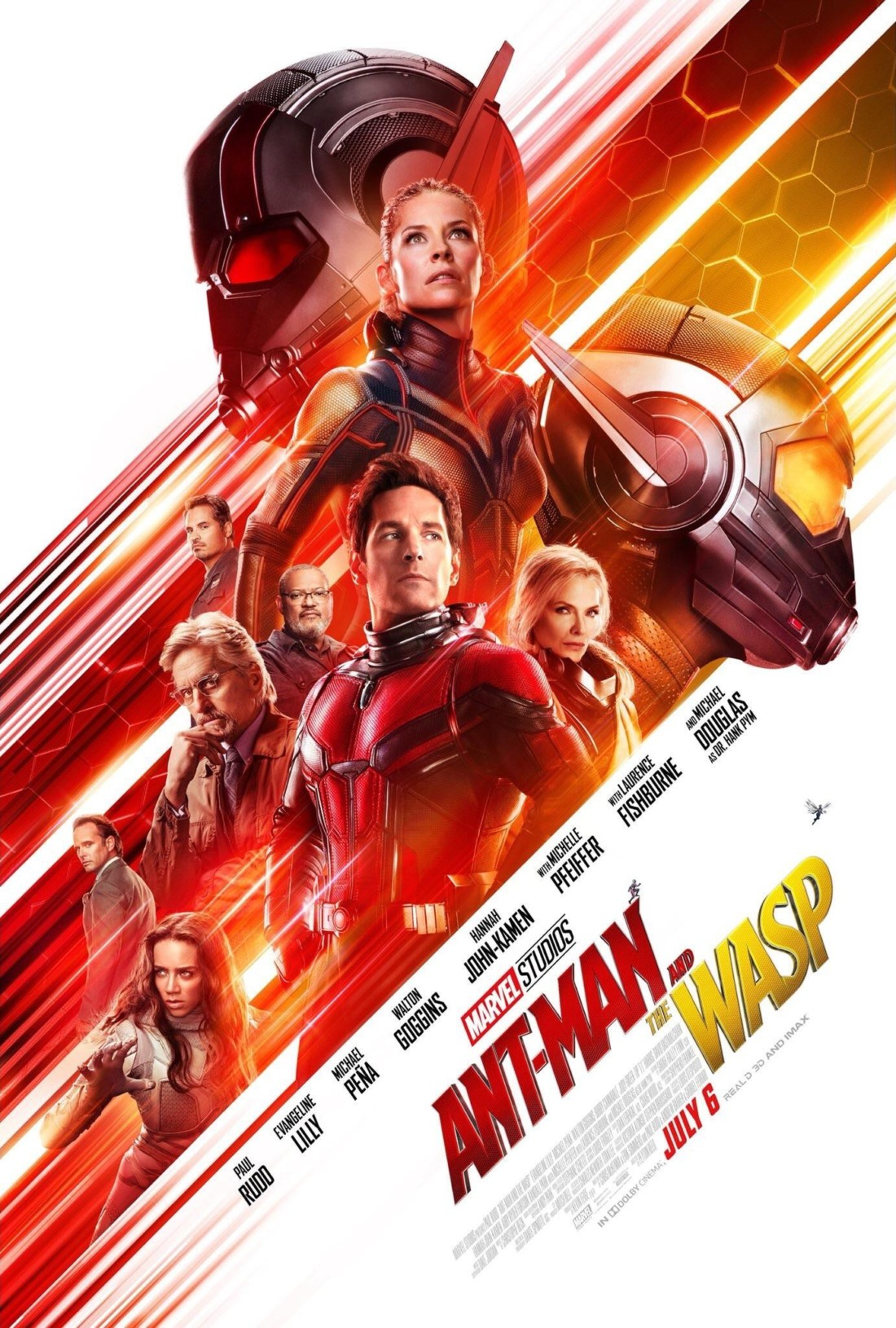 Is Ant-man And The Wasp A Family Film? Peyton Reed Wants You To Think So