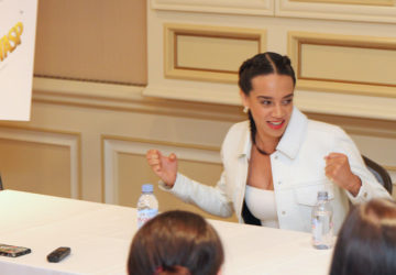 """Hannah John-kamen On Playing """"ghost"""" In Ant-man And The Wasp"""