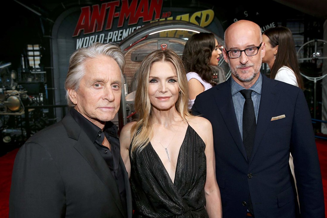 Michael Douglas On Filming Ant-man And The Wasp And (possibly) Avengers 4
