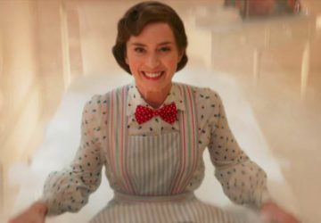 Watch The New Trailer For Mary Poppins Returns