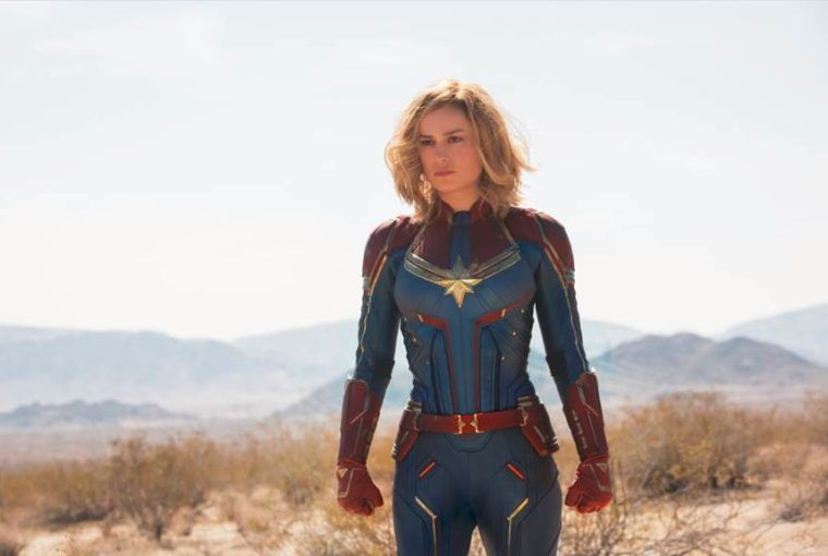 Watch: Captain Marvel First Trailer And Poster