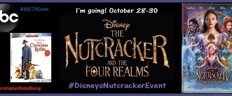 Follow Along With Me As I Head To The World Premiere Of The Nutcracker And The Four Realms!