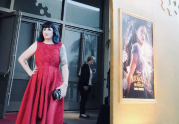 I Went To The Nutcracker And The Four Realms Red Carpet Premiere Party!