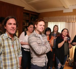 A Trip Down Memory Lane On The Set Of Abc's The Kids Are Alright
