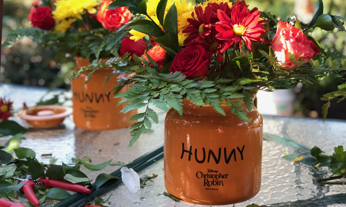 How To Make A Beautiful Fall Floral Arrangement Life She Has