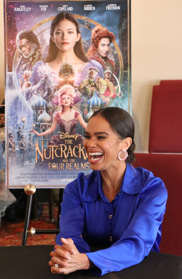 Will Misty Copeland Continue Her Career In Movies?