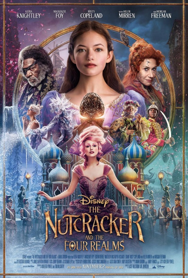 Disney's The Nutcracker And The Four Realms – Is It For Kids?