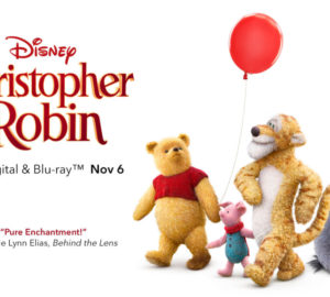 Christopher Robin Is On Blu-ray Today!