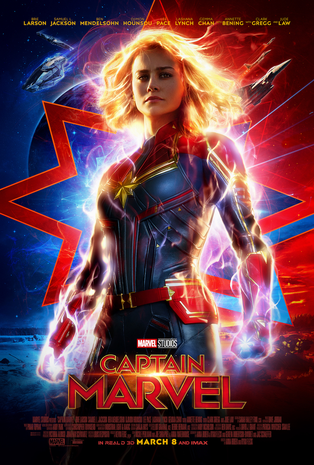 I Have A Secret About The New Film Captain Marvel!