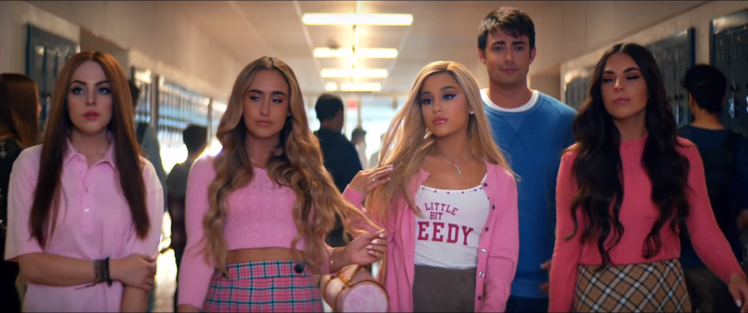 "Hidden Easter Eggs & Cameos In Ariana Grande's Video ""thank U, Next"""