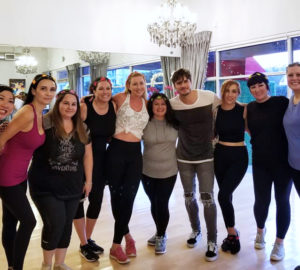 Let's Dance! Dancing With The Stars Cast Teaches Me A Nutcracker-inspired Number