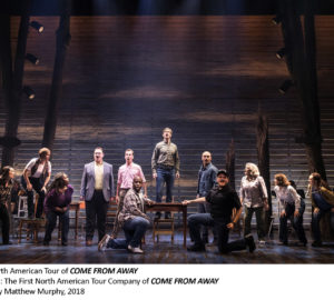 Come From Away – New Hit Broadway Show Now In Portland