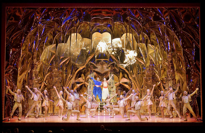 Aladdin On Broadway Is A Trip Down Memory Lane