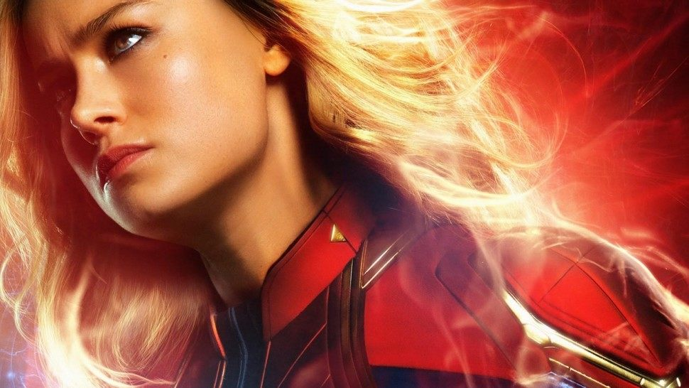 That Time I Visited The Set Of Captain Marvel