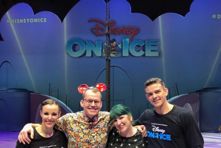I Went To New Orleans To Experience Disney On Ice: Mickey's Search Party