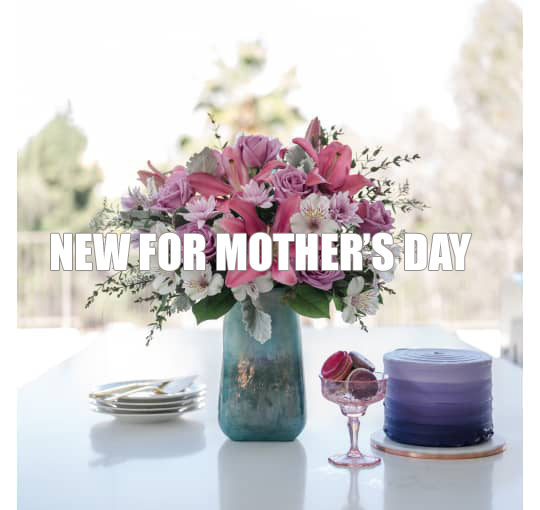 New Bouquets For Mother's Day