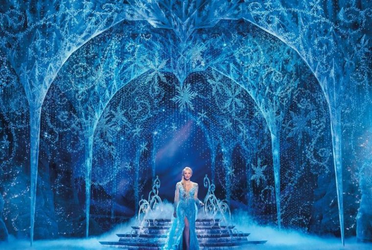 Disney's Frozen On Broadway Coming To Portland
