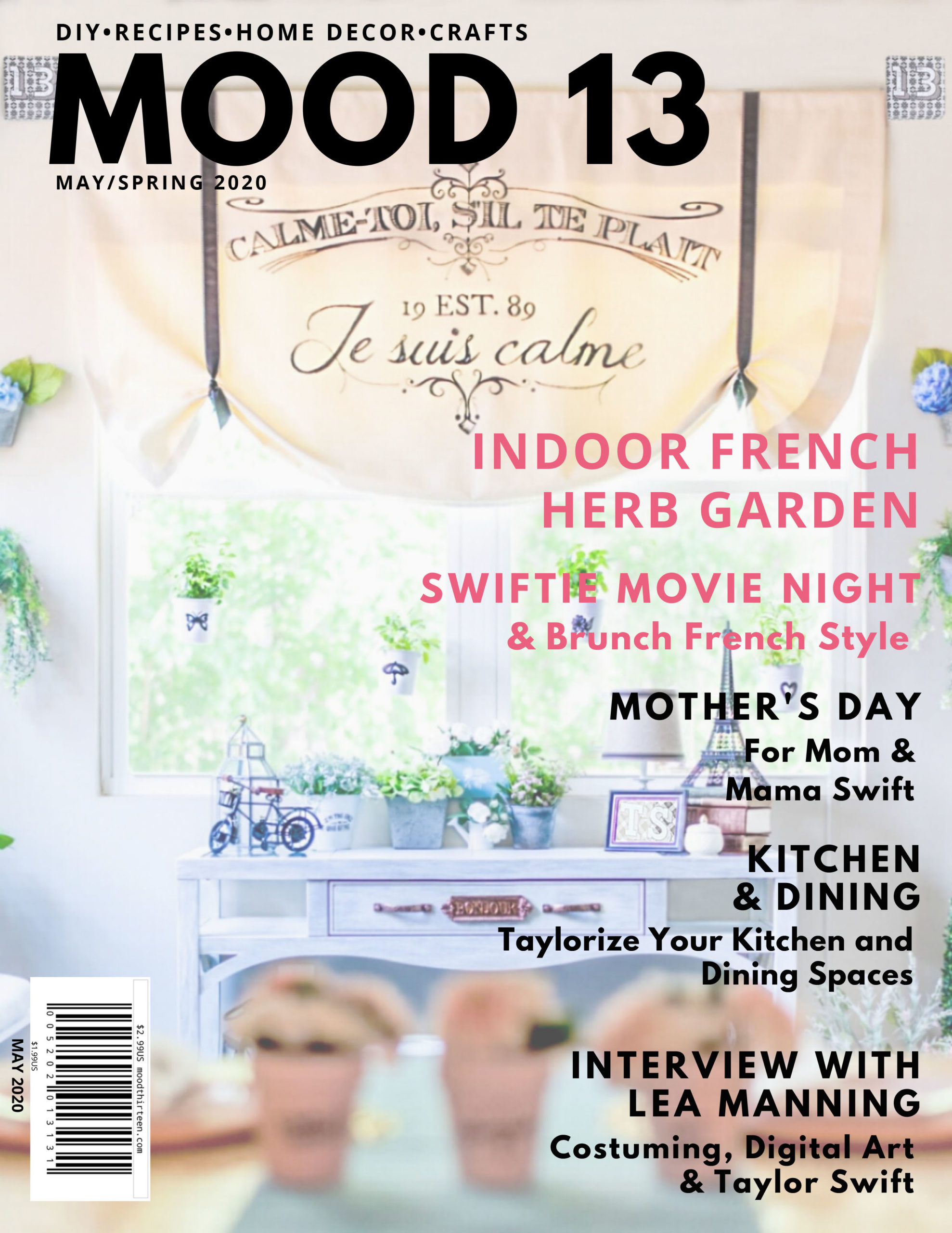 Mood 13 – An Online Magazine For Swifties Available Now