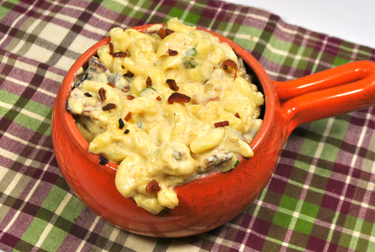 Instant Pot Jalapeño Popper Mac And Cheese