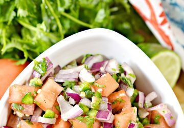 Weight Watchers Pico De Gallo
