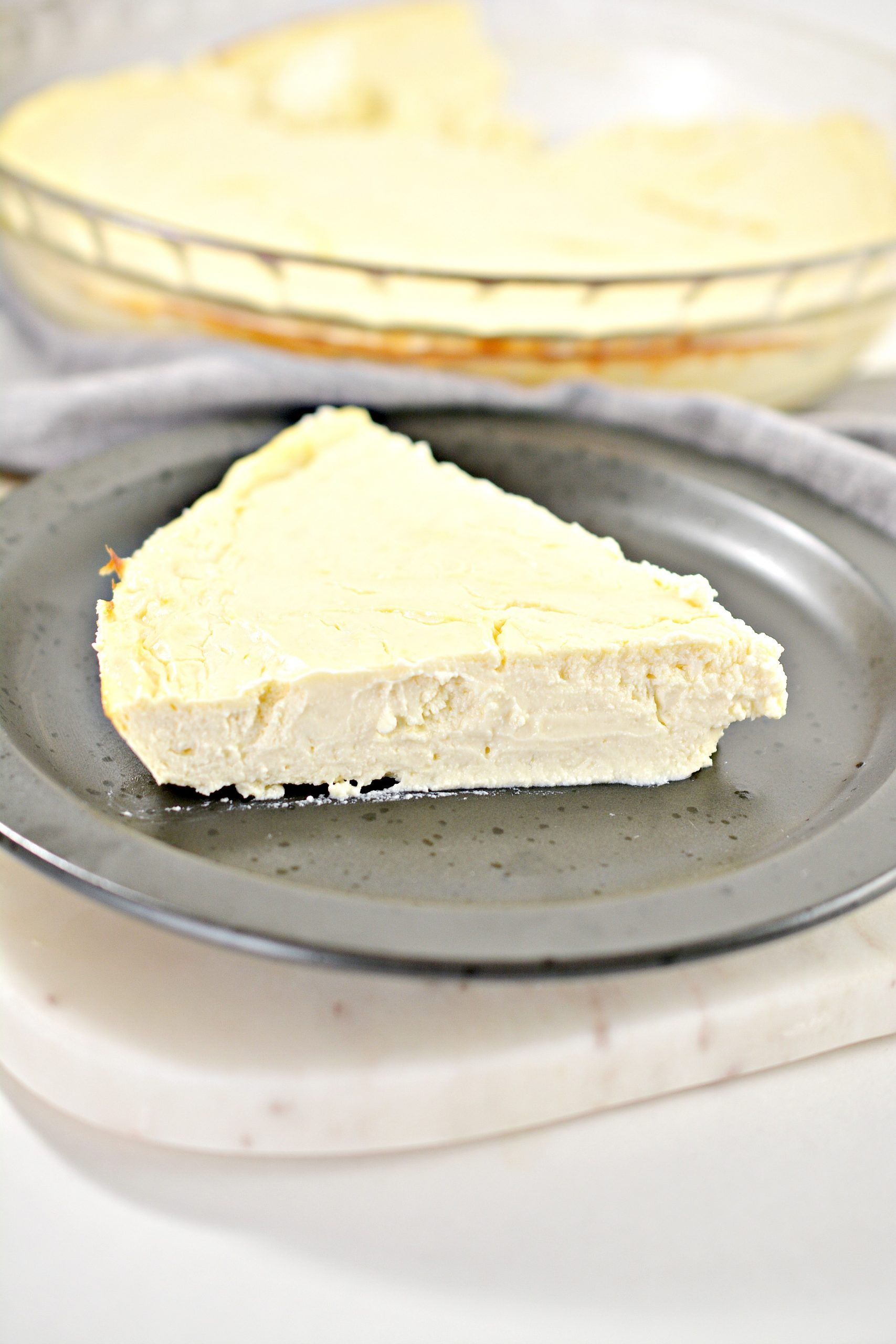 Weight Watchers Skinny Points Cheesecake
