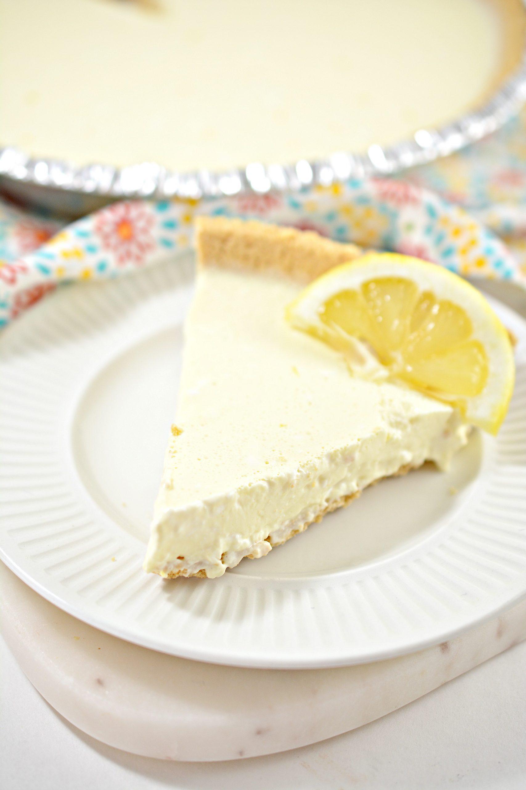 weight watchers lemon chiffon pie 2