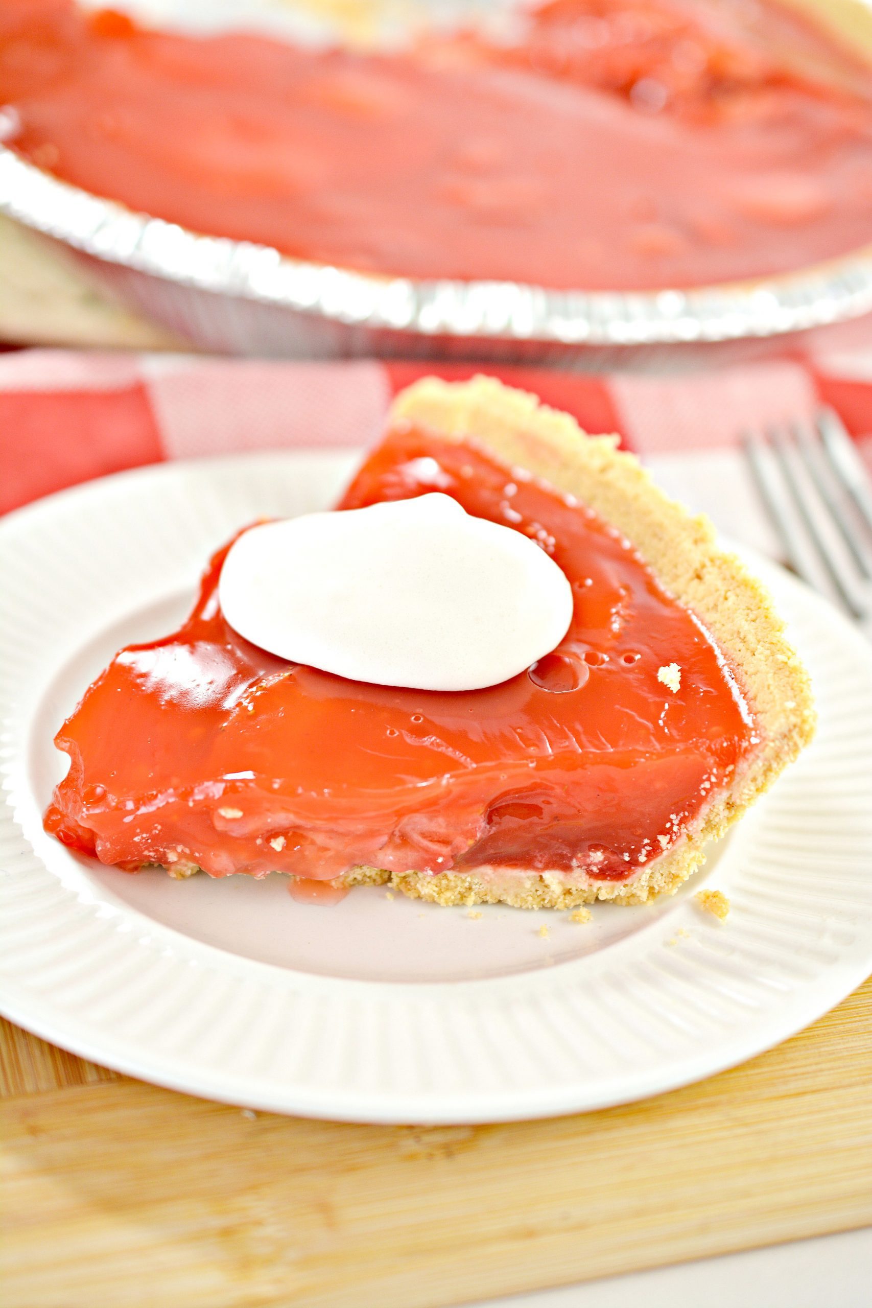 weight watchers strawberry jello pie recipe