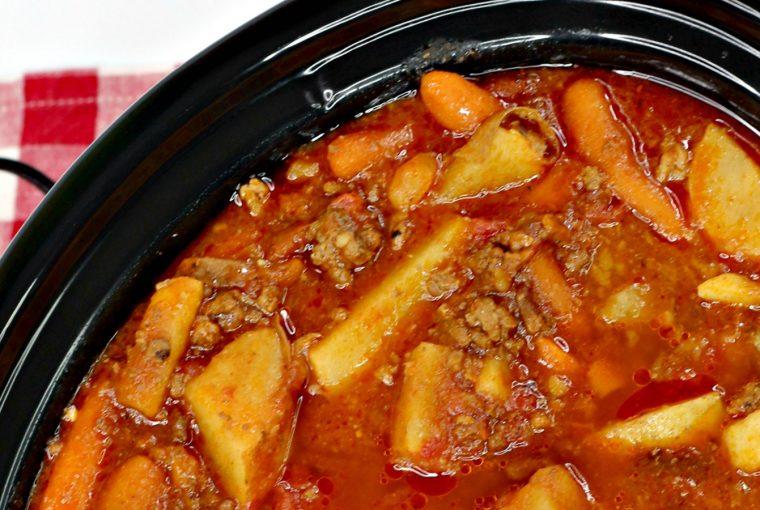 crock pot poor man stew 3