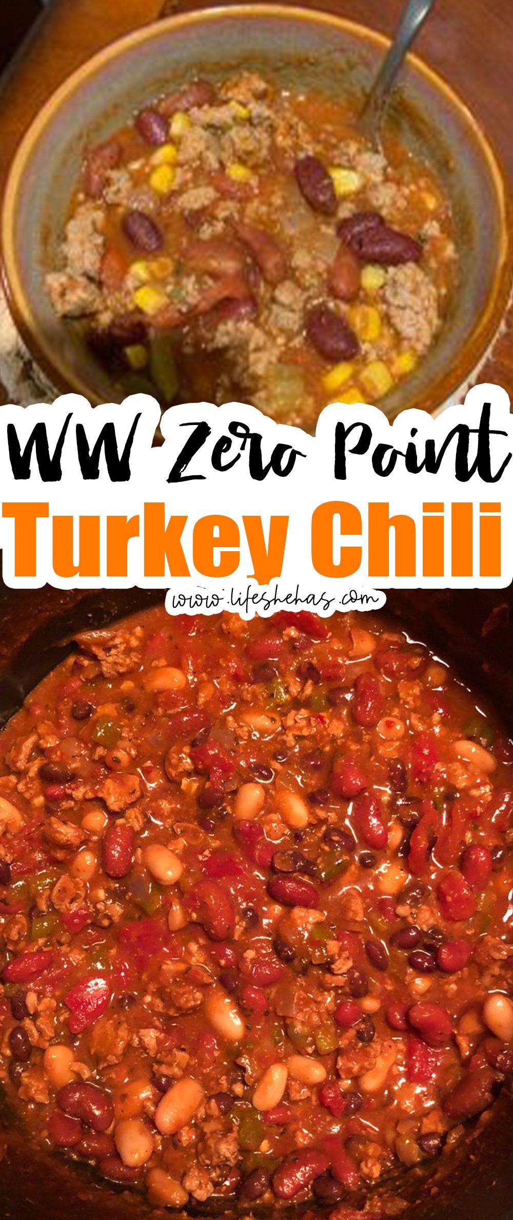 zero point turkey chili pin