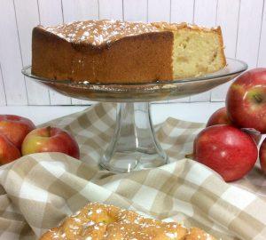 apple cake sharlotka 1