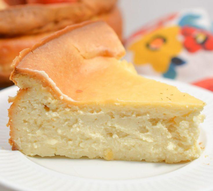 ny cheesecake card